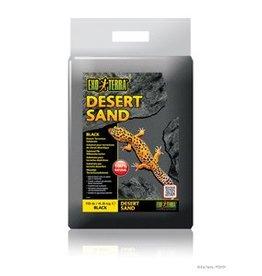 Exo Terra Exo Terra Desert Sand - Black - 10 lb (4.5 kg)
