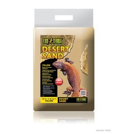 Exo Terra Exo Terra Desert Sand - Yellow - 10 lb (4.5 kg)