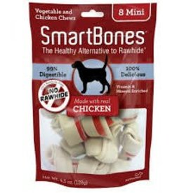 Smart Bones SmartBones Chicken Mini 8pk