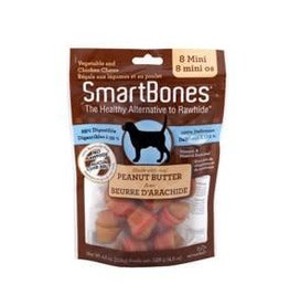 Smart Bones SmartBones Peanut Butter Mini 8 Pk