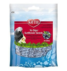 Kaytee Kaytee Treats Blueberry Flavour Yogurt Dipped Sunflower Seeds 2.5oz
