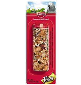 Kaytee Kaytee Fiesta Banana Split Large Bird Treat Stick 2.25oz