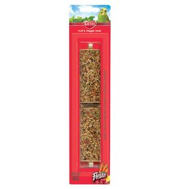 Kaytee Kaytee Fiesta Fruit and Veggie Treat Stick Parakeet 3.5oz