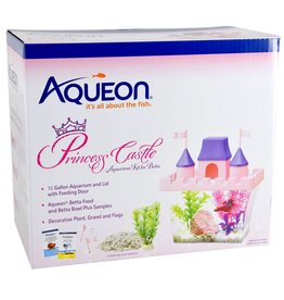 Aqueon Aqueon Betta Princess Castle Tank