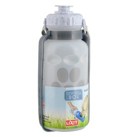 Lixit Thirsty Dog Portable Water Bottle - 20 fl oz