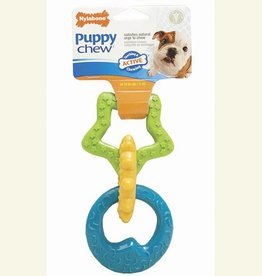 Nylabone Puppy Chew Teething Rings