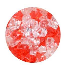 Aqua One Aqua One Crystal Gems Acrylic Gravel - Fire N Ice - 5 oz