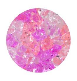 Aqua One Aqua One Crystal Gems Acrylic Gravel - Purple Passion - 5 oz
