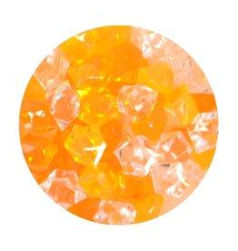 Aqua One Aqua One Crystal Gems Acrylic Gravel - Sunset - 5 oz