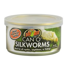 Zoo Med Zoo Med Can O Silkworms 1.2OZ