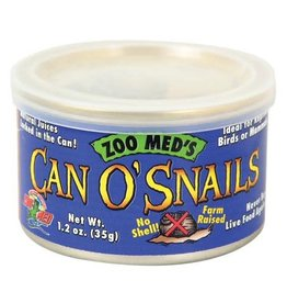 Zoo Med Zoo Med Can O' Snails 1.7oz