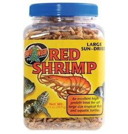 Zoo Med Zoo Med Large Sun-Dried Red Shrimp - 2.5 oz