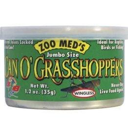 Zoo Med Zoo Med Can O' Grasshoppers 1.2oz