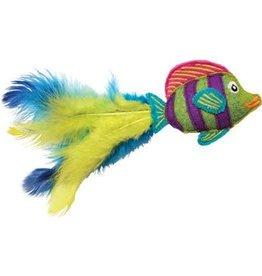 Kong Kong Tropics Fish Cat Toy