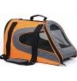 TUFF Airline Pet Carrier Orange