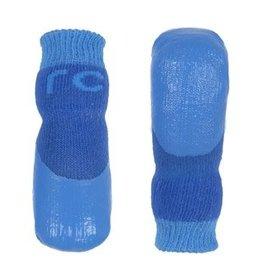 RC Pets RC Pets Sport PAWks Dog Socks Electric Blue/Cyan XS