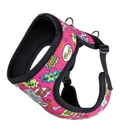 RC Pets RC Pets Cirque Harness Pink Comic Sounds M