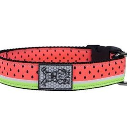 RC Pets RC Pets Clip Collar Watermelon XS
