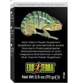 Zoo Med Exo Terra Multi Vitamin Powder Supplement - 2.5oz