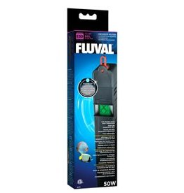Fluval Fluval E50 Advanced Electronic Heater - 60 L (15 US gal) - 50 W
