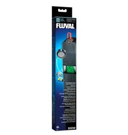 Fluval Fluval E300 Advanced Electronic Heater - 375 L (100 US gal) - 300 W