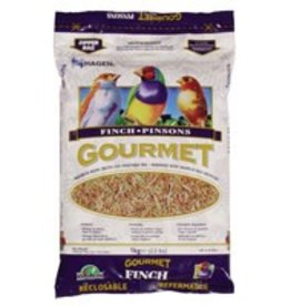 Hagen Gourmet Seed Mix for Finches - 1 kg (2.2 lb)
