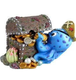 Underwater Treasures Underwater Treasures Octopus Treasure Air Ornament