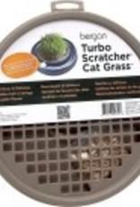Bergan Turbo Scratcher Cat Grass