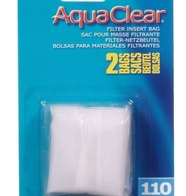 Aqua Clear AquaClear Nylon Filter Media Bags for AquaClear 110 Power Filter - 2 pack