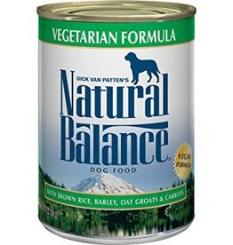 Natural Balance Natural Balance Vegetarian Formula Dog 13oz