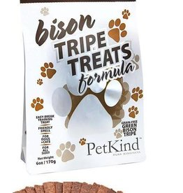 Petkind Petkind Tripe Treats Bison 6oz