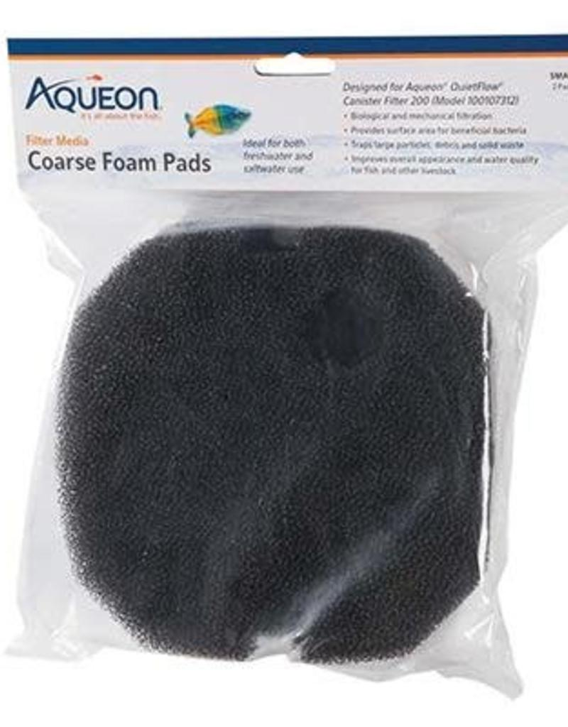 Aqueon Aqueon Filter Foam Pad Small 2pk