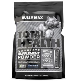 Bully Max Bully Max Total Health