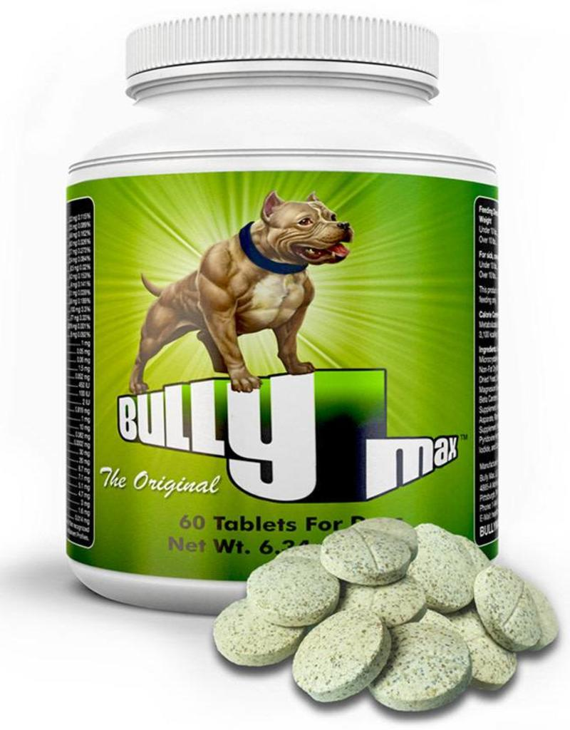Bully Max Bully Max The Ultimate Canine Supplement 60ct