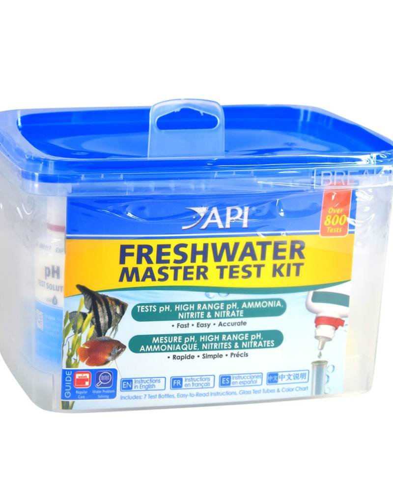 API API Master Test Kit - Freshwater