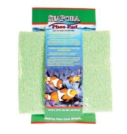 "Seapora Seapora Phosphate Filter Pad - 18"" x 10"""