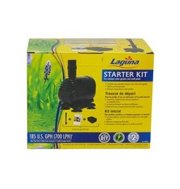 Laguna Laguna Starter Kit - For Container Water Gardens and Small Ponds.