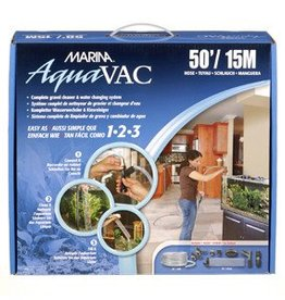 Marina Marina AquaVac Water Changer with 15.2 (50 ft) Hose