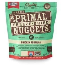 Primal Primal Freeze-Dried Nuggets Canine Chicken Formula 5.5oz