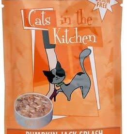 Cats in the Kitchen Pumpkin Jack Splash, Tuna & Pumpkin 3oz