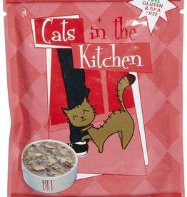 weruva Cats in the Kitchen Mack, Jack and Sam, Salmon, Mackerel & Tuna 3oz