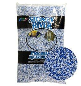 estes Estes Stoney River Premium Aquarium Sand - Caribbean - 5 lb