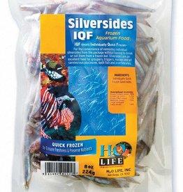 V2O V2O Silversides IQF 112G (4 Oz) Flatpack