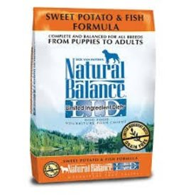 Natural Balance Natural Balance L.I.D. Sweet Potato & Fish 26lb
