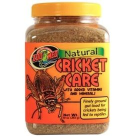 Zoo Med Zoo Med Natural Cricket Care 10oz