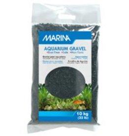 Marina Marina Black Decorative Aquarium Gravel - 10 kg (22 lbs)