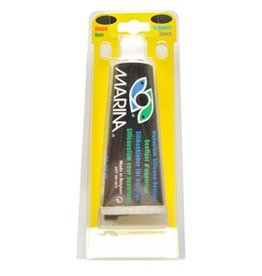 Marina Marina Silicone Sealant - Black - 90 ml (3 fl oz)