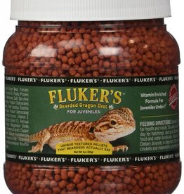 Flukers Bearded Dragon Diet Juvenile 3oz