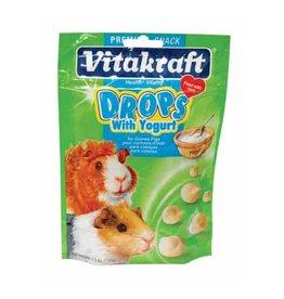VitaKraft Vitakraft Guinea Pig Yogurt Drops 5.3oz