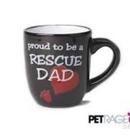 Petrageous Petrageous Proud To Be A Rescue Dad 18oz